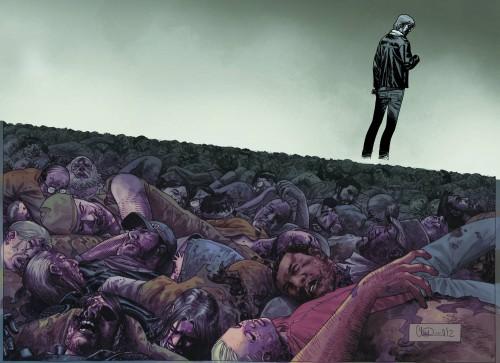 Walking Dead #100Covers