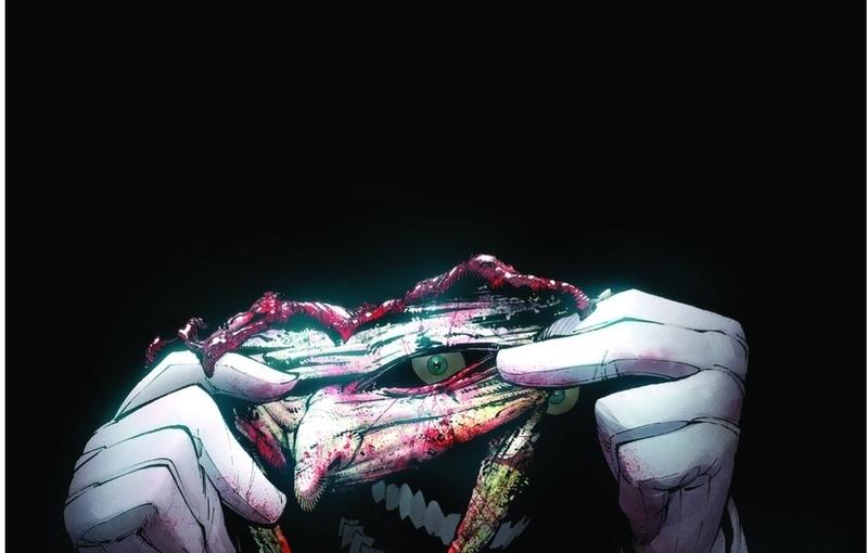 Joker Returns toComics
