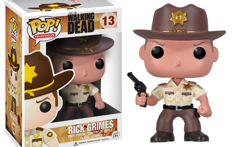 POP! Funko Vinyl to Release The Walking Dead Figures