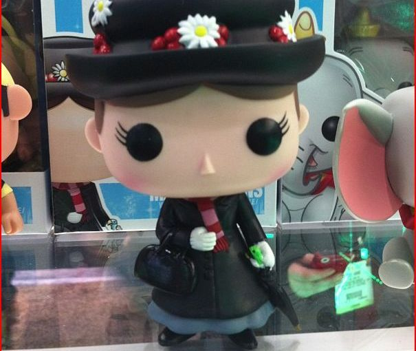 New POP! Funko Figures at Toy Fair 2013