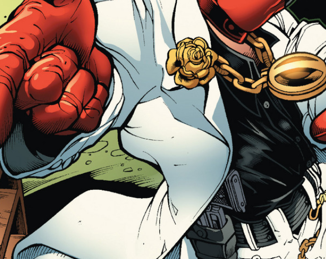 Graphic Novel Review – Deadpool: Merc With AMouth