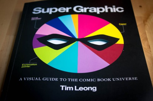 Super Graphic: A Visual Guide to the Comic Book Universe.
