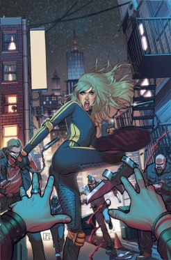Birds of Prey 25