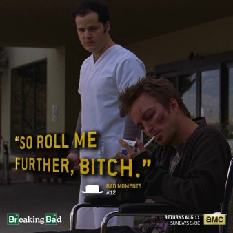 Breaking Bad Week – Top Bitch Moments… Bitch! (SPOILERS!)
