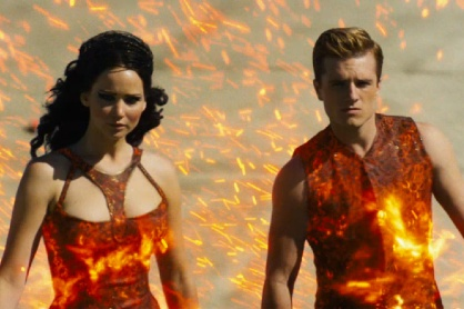 Hey Girl, have you seen Catching Fire yet?