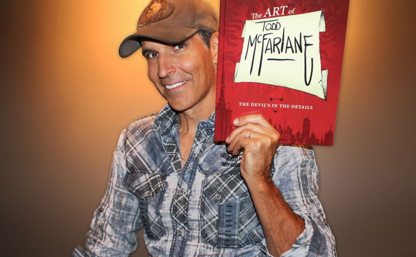 Todd McFarlane saidwhat?!