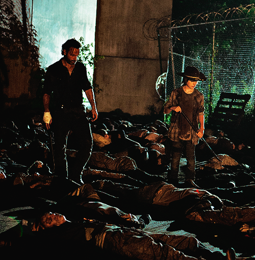 "The Walking Dead Review ""Internment"" S4E5"