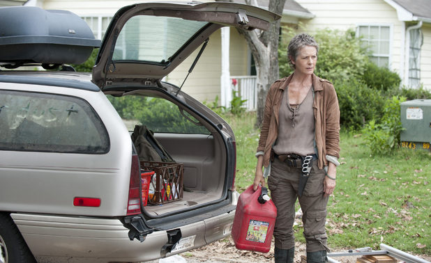 "The Walking Dead Review ""Indifference"" S4E4"