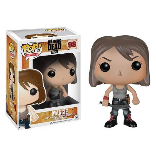 The Walking Dead Series 4 Pop! Funko Vinyl Figures