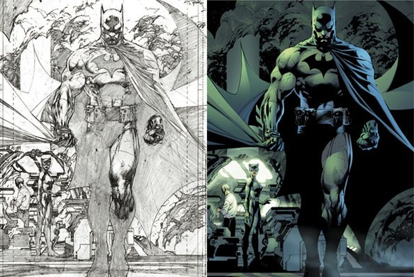 Checked Out His Bibliography And Still Want More Check These Books Batman Hush