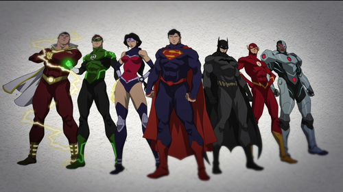 Justice League: War Review