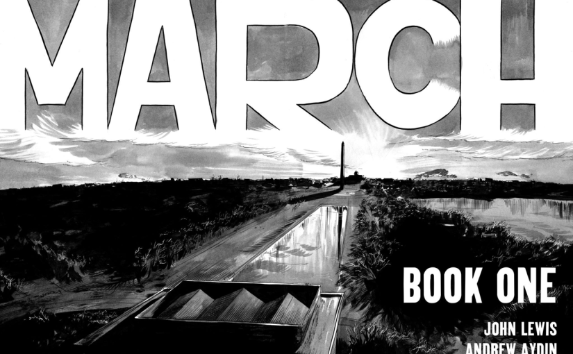 Graphc Novel Review – March: BookOne