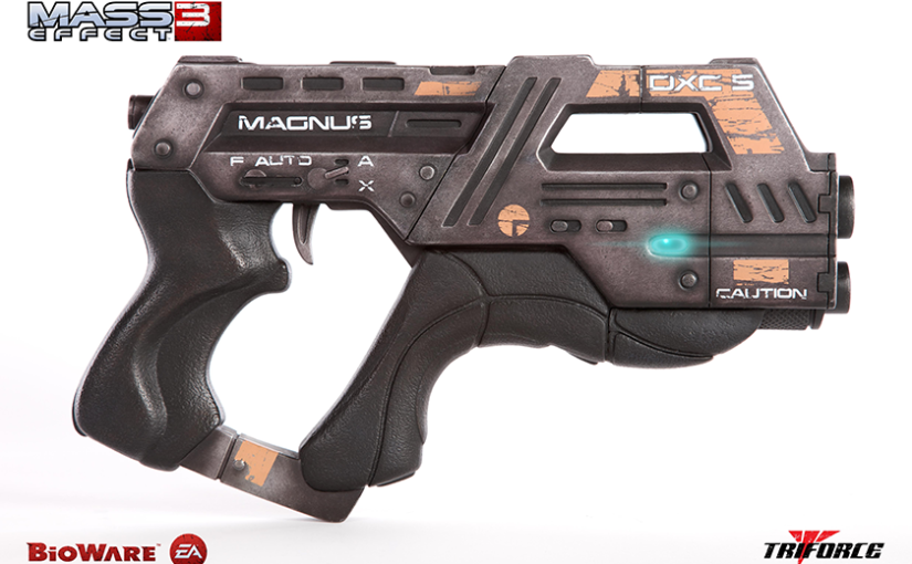 Shut Up and Take My Money: Mass Effect M-6 Carnifex