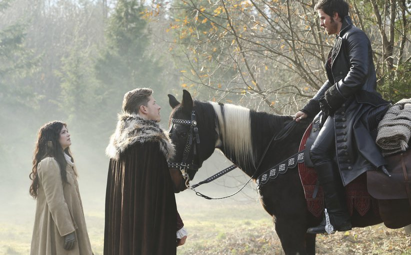 Once Upon A Time Returns March 9th
