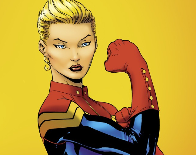 Graphic Novel Review – Captain Marvel Volume 1: In Pursuit of Flight
