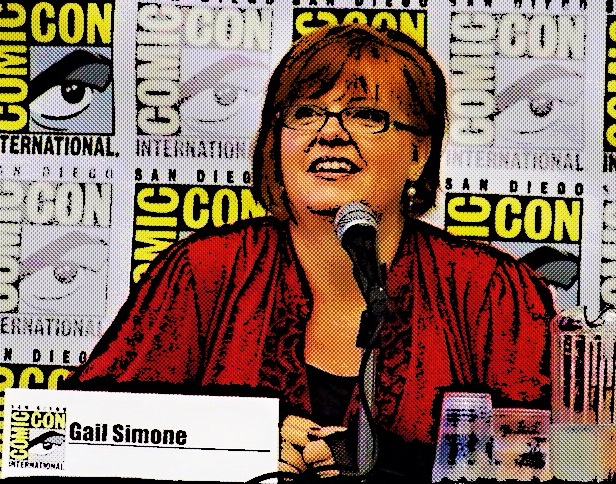 """Respect My Craft"" – Gail Simone"