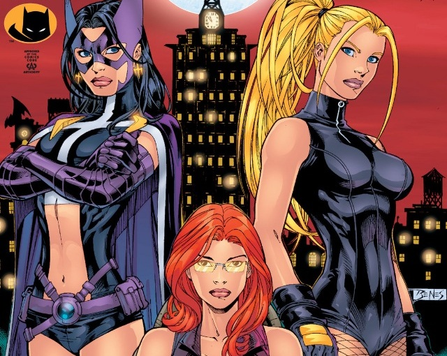 Graphic Novel Review – Birds of Prey: Of Like Minds