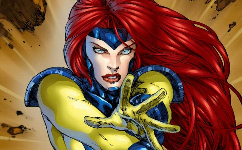 We Can Do It! JeanGrey
