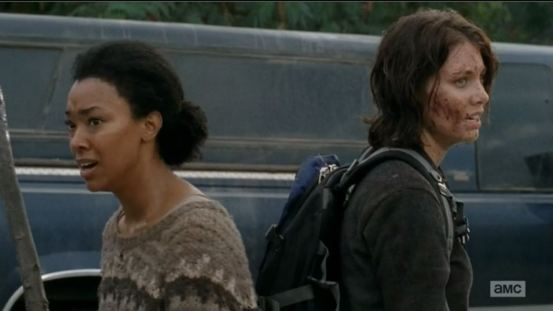 maggie and sasha