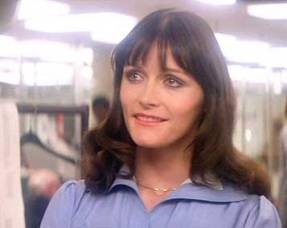 Margot Kidder as Lois Lane in Superman: The Movie. 1978.