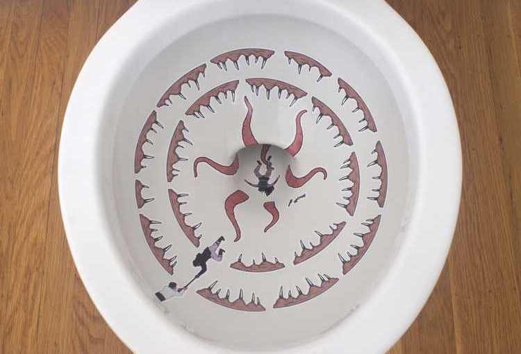 Shut Up and Take My Money: Toilet Sarlacc