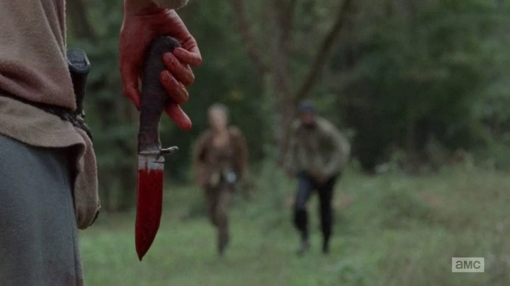 """The Walking Dead Review """"The Grove""""S4E14"""