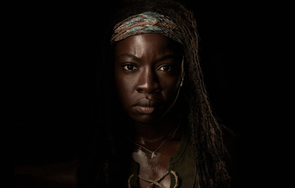 We Can Do It! Michonne