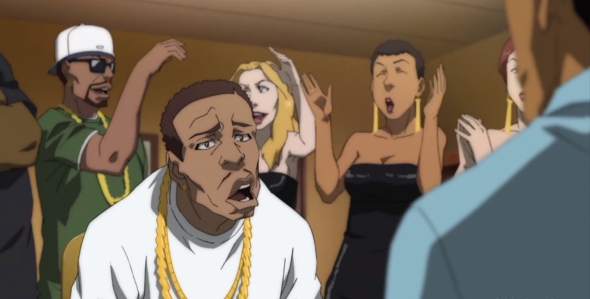 "The Boondocks Final Season Review ""Pretty Boy Flizzy"" S4E1"
