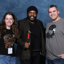 Chad L Coleman - Tyreese in The Walking Dead, Cutty in The Wire
