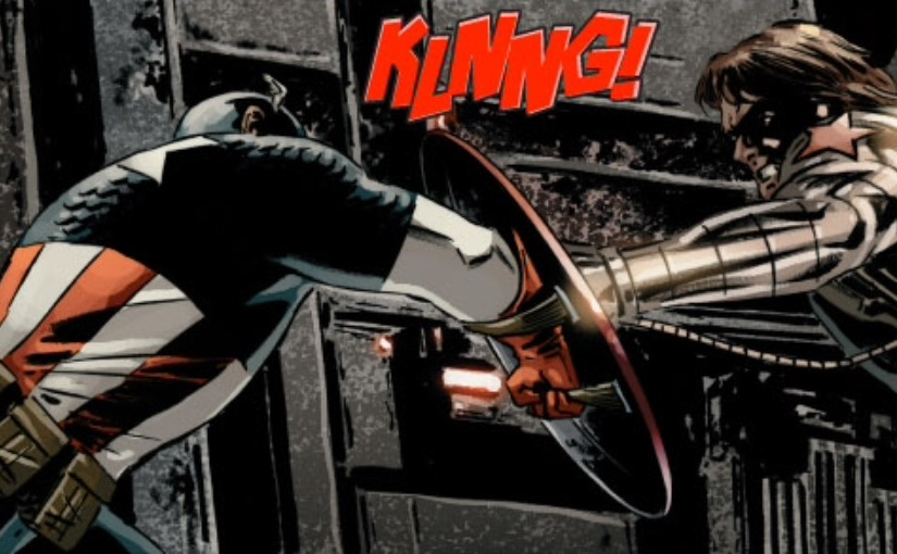 Graphic Novel Review – Captain America: WinterSoldier