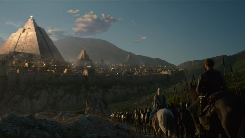 "Game of Thrones Review ""Breaker of Chains"" S4E3"