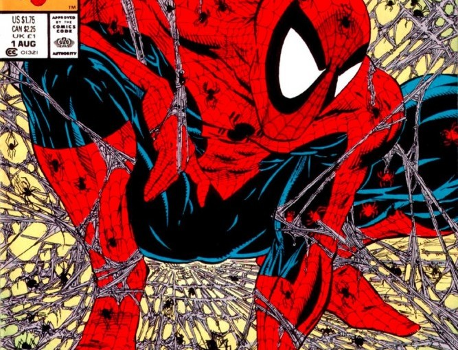 Graphic Novel Review-Spider-Man: Torment