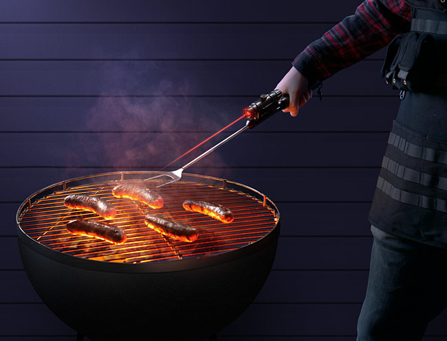 Shut Up and Take My Money: Tactical BBQ Kit