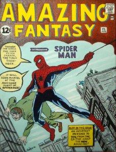 Amazing Fantasy 15