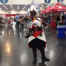 Assassino! Assassino! at ComicPalooza 2014