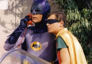 Holy Bat phone!