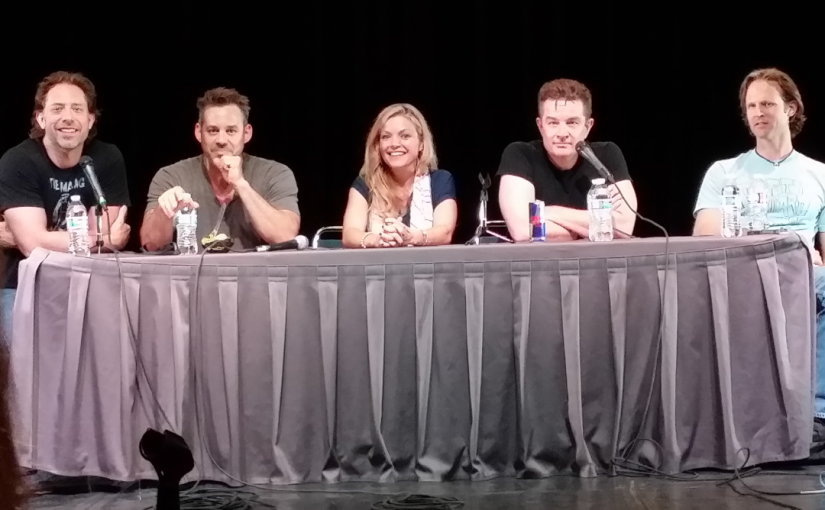 Comicpalooza 2014- Buffy Panel