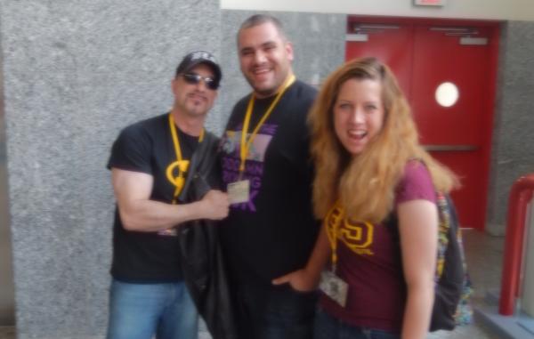 Comicpalooza 2014 – Greg CapulloInterview