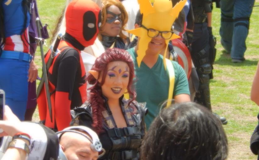 Comicpalooza 2014- Cosplay!