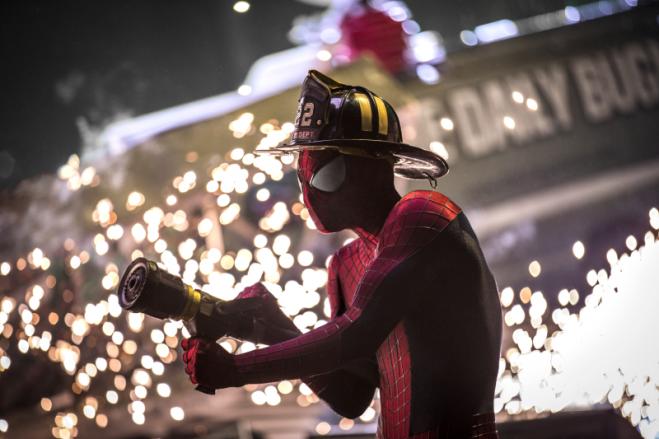 Fireman_Spider-Man