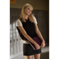 Emma Stone as Gwen Stacy in 2012's Amazing Spider-Man