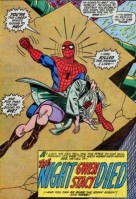 The Night Gwen Stacy Died in 1973.