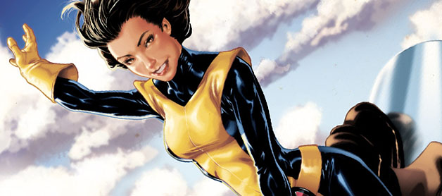 We Can Do It! Kitty Pryde