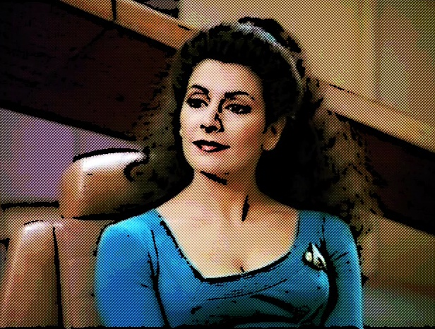 """Respect My Craft"" – Marina Sirtis"