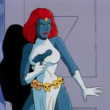 Mystique in X-Men: The Animated Series