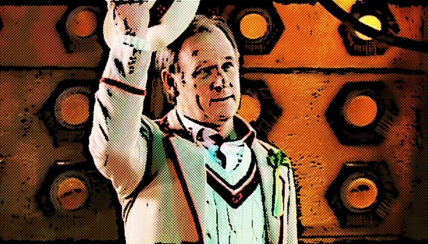 """Respect My Craft"" – Peter Davison"