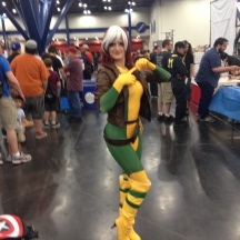 Awesome Rogue at ComicPalooza 2014