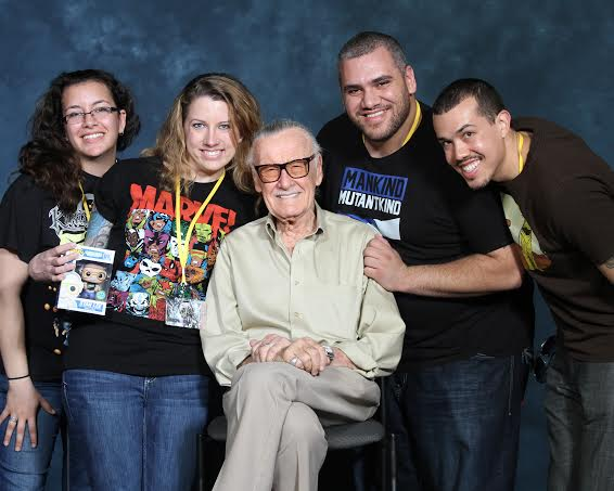 Comicpalooza 2014 – Stan Lee Panel