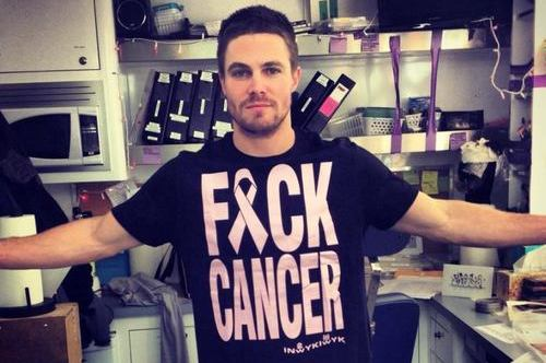 stephen-amell-fuck-cancer
