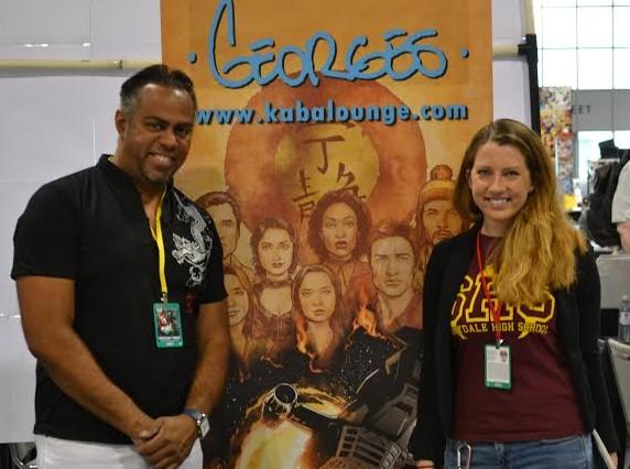 Denver Comic Con 2014 Interview – GeorgesJeanty